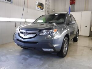 2009 Acura MDX AWD Elite Package **Cuir*Tres Propre**