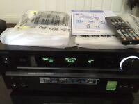 ONKYO TX-NR609 THX CERTIFIED, HDMI, 3D, USB/IPOD, 4K UPSCALING, NETWORK SPOTIFY 7.2 CNEMA RECEIVER.