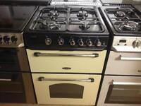 Rangemaster 60cm gas cooker