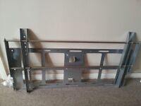 "Heavy Duty wall Bracket For TV's over 46"" upto 65"""