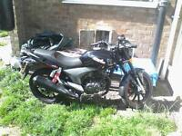 offers, 125 ksr moto code x, 15 plate, less than 7000 mile 850 ono
