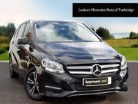 Mercedes-Benz B Class B 180 D SE (black) 2017-05-16