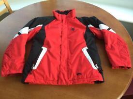 Spyder Ski Jacket age 10