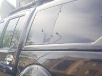 Hard top canopy Nissan Navara