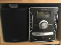 CD/ iPod music system
