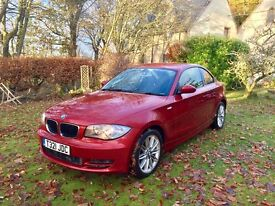 BMW 120d coupe - 2009 reg - 67000 miles