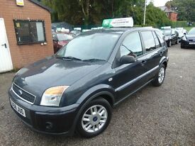 ford fusion 1.6 tdci zetec full service history 15 months warranty available