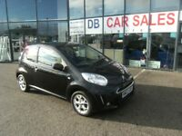 63 CITROEN C1 1.0 VTR PLUS 3D 67 BHP***GUARANTEED FINANCE***PART EX WELCOME ***