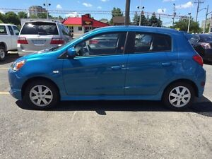 2014 Mitsubishi Mirage LIKE NEW l 7,000km l HEATED SEATS Kitchener / Waterloo Kitchener Area image 2