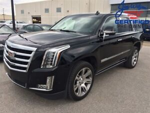 2017 Cadillac Escalade PREMIUM 6.2L AWD ROOF NAV POWER BOARDS 22
