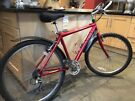 Raleigh Max 26 inch alloy wheels, 21 speed shimano gears, excellent condition & full working order