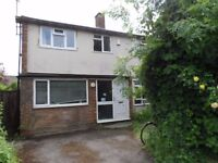 A five bedroom house to let off Old Road, Headington.