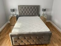 BRAND NEW HOUSTON BEDS AVAILALBE WITH OR WITHOUT STORAGE SAME/NEXT DAY DELIVERY