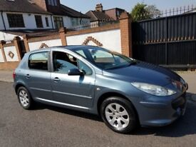 Peugeot 307 1.4 2006 with 1 year MOT