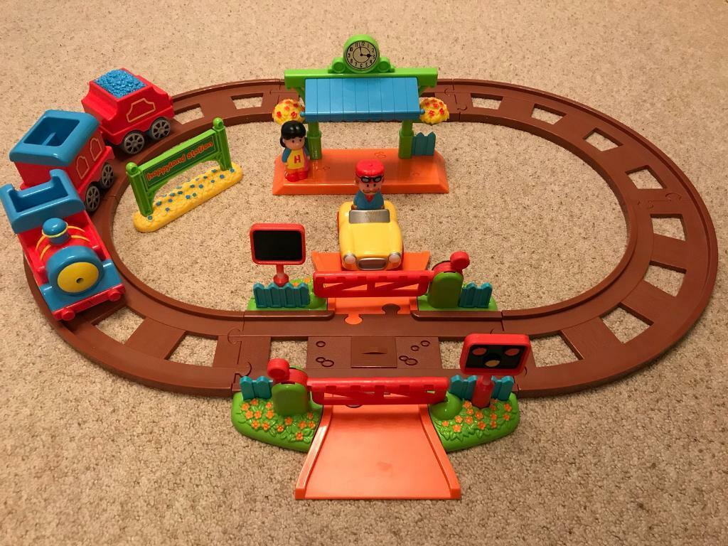 Early Learning Centre Happy Land Train Set In Mangotsfield