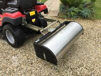 Countax mower attachment