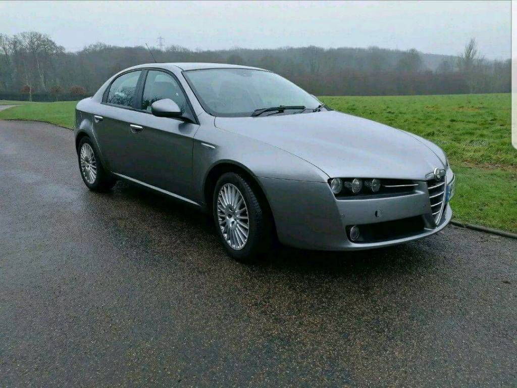 Alfa Romeo 159 Lusso 2 2 Jts In Wembley London Gumtree