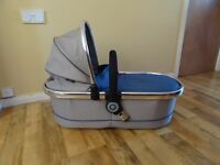 icandy peach 3 carrycot for sale
