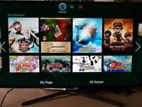 40 inch samsung 3d smart tv read description