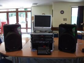 Complete Pro Karaoke System