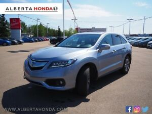 2016 Acura RDX ELITE • SINGLE OWNER, NO ACCIDENTS, LIKE NEW