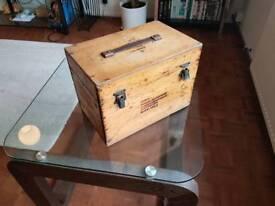 Quirky storage box