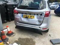 Mobile car body repairs