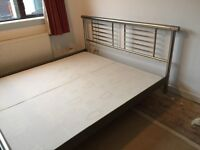 Super King Size Bed for sale good condition