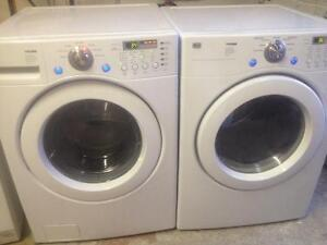 26- LG TROMM Laveuse Sécheuse Frontales Frontload  Washer dryer