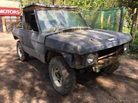 Bobcat Range Rover