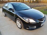 2009 Mazda 6 2.2 diesel-96k!-FSH-HPI clear- Excellent condition