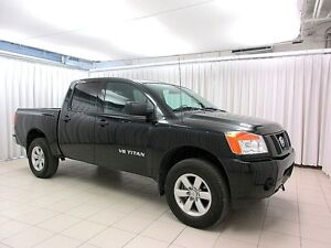 2015 Nissan Titan A NEW ADVENTURE IS CALLING!!! 5.6S 4x4 V8 4DR