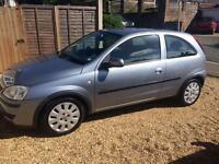 Vauxhall Corsa C *25K Miles*12 months MOT