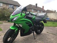Kawasaki ER6F / Ninja650r - 7500miles - Heated Grips / Scorpion Exhaust