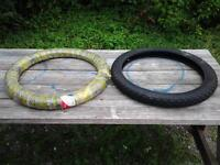 Motorcycles tires 2:50-18 NEW