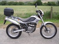 BETA ALP 4.0 350cc TRAIL BIKE 2004 5131 km/3190 miles