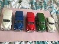 Saico 1:32 collectable classic Diecast Morris vans model vintage die cast joblot not Lledo corgi
