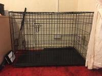Large/ XLarge Dog cage