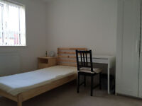 4 bedrooms to let in a house