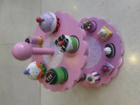 High Tea Cake Stand Toy