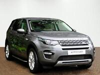 Land Rover Discovery Sport SD4 HSE (grey) 2015-04-08