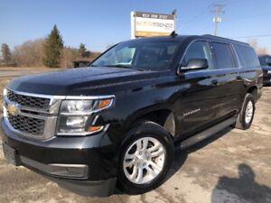 2018 Chevrolet Suburban LT NAV and DVD! Loaded with Sunroof,...