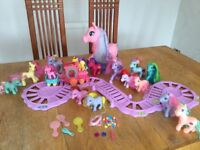 My Little Pony Train and horse bundle