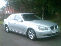 **EXCELLENT 2007 BMW 520D SE 6 SPEED**LCI MODEL**MOTD DEC 2018**PART SERVICE HISTORY**AUDI,VW,SEAT