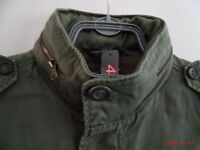 MEN'S ARMY JACKET, SIZE MEDIUM NEW UNUSED LABELS STILL ATTACHED