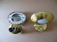 PAIR OF ATTRACTIVE WALL LIGHTS