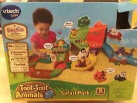 Vtech Toot Toot safari park