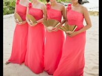 2 Beautiful Bridesmaid Dresses