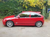 2005 MGZR 105 only 57000 full MOT open to offers nothing ridiculous