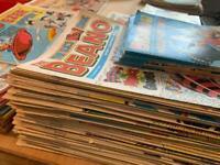 Huge bundle of comics 150+